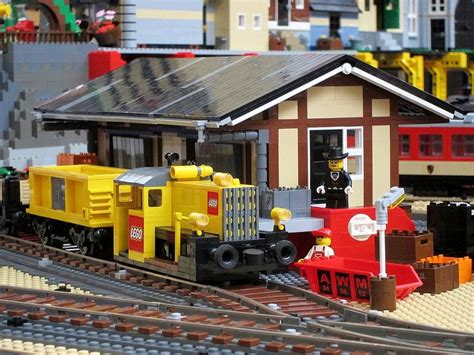 Freight Shed - freight shed lego gare sheds and photos