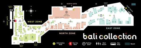 Sitemap Of Shopping Center In Bali Collection