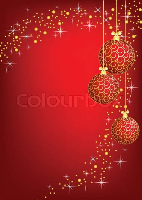 christmas  year shine card  stock vector