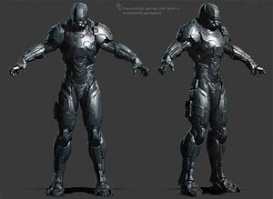 Futuristic Armor Suit | www.pixshark.com - Images ...