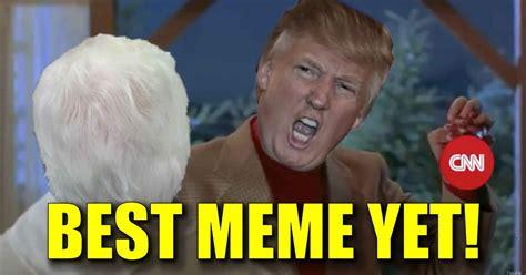 Cnn Memes - video the funniest trump vs cnn meme yet truthfeed