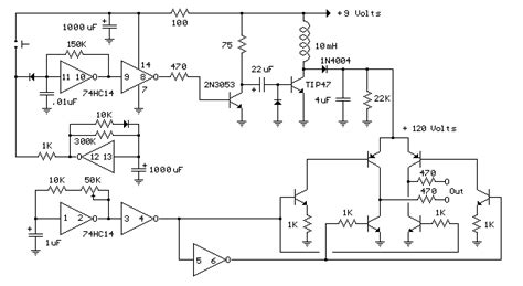 Telephone Wiring Voltage by Telephone Circuits Page