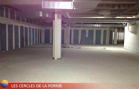 evolution des travaux nouvelle salle de sport cercle nation 12