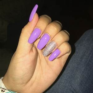 Acrylic Nails  Top Coffin Shaped Acrylic Nails Designs 2018 @[summer Nail Designs For 2018 Best ...