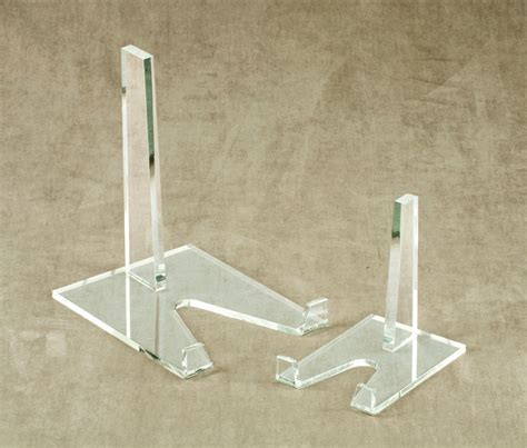 large acrylic display stands tripar international