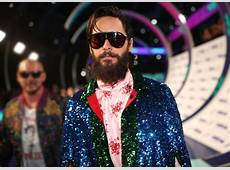 VMAs 2017 Jared Leto Succumbs to Guccism Tom + Lorenzo