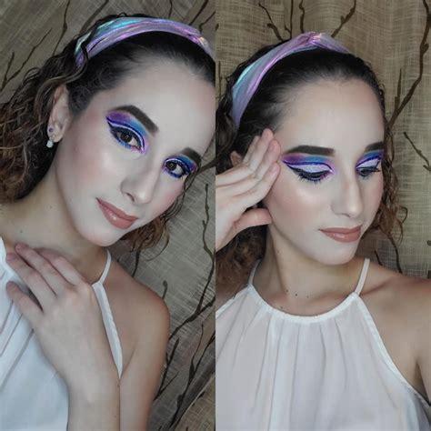lamourtmua resultado final del maquillaje realizado en