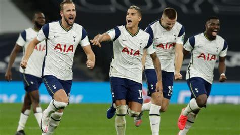 Tottenham Hotspur beat Chelsea on penalties to reach ...
