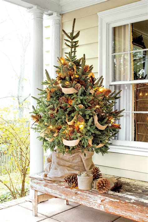 christmas tree ideas   style southern living