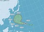 「烟花」颱風增強為中颱 不會直接影響台灣 - 生活 - 自由時報電子報