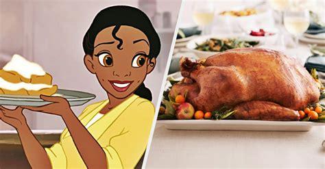 Plan Thanksgiving To Reveal Your Disney Princess