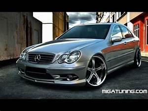 Mercedes Benz W203 Tuning : mercedes c class w203 tuning body kit youtube ~ Jslefanu.com Haus und Dekorationen
