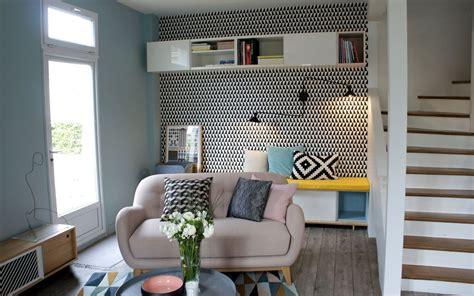 chambre scandinave chambre scandinave jaune et bleu design de maison
