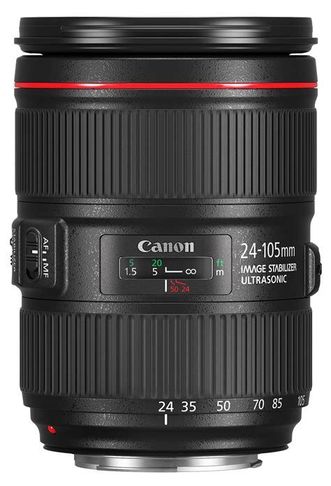 canon ef 24 105mm f4l is ii usm lens next working day delivery