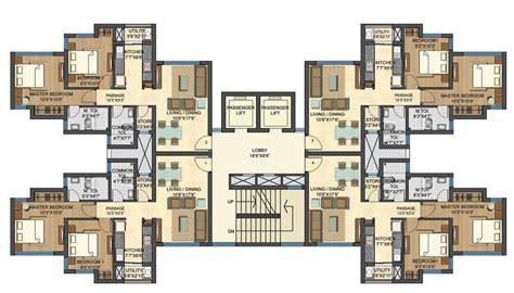 Casa Bella Floor Plans Lodha - Home Plans & Blueprints
