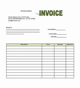 retail invoice template invoice sample template With retail invoice format in excel sheet free download