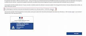 Telecharger Un Certificat De Non Gage : d clarer la cession de son v hicule sur le site ants ~ Medecine-chirurgie-esthetiques.com Avis de Voitures