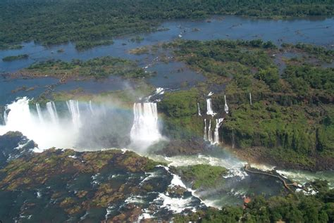Life Around Us The Iguazu Waterfalls Argentina Brazil