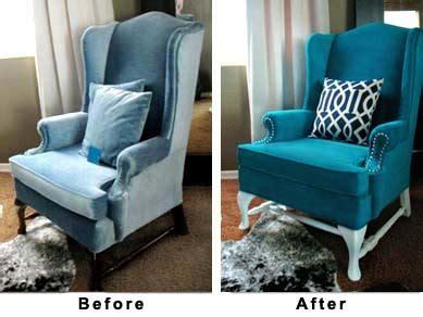 votre fauteuil pr 233 f 233 r 233 en tissu est tach 233 repeignez le