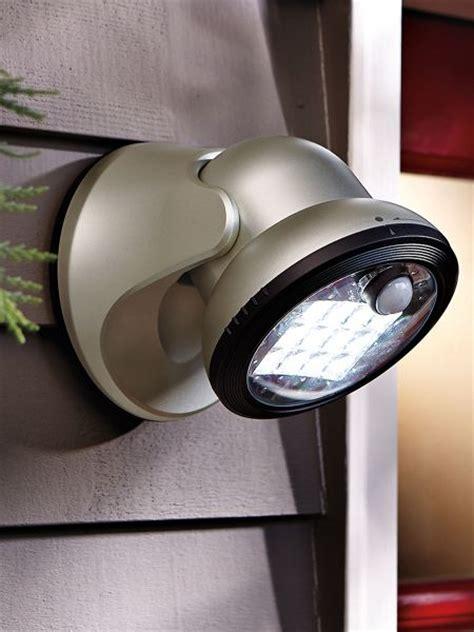 porch light hidden camera battery powered led motion outdoor security light gold