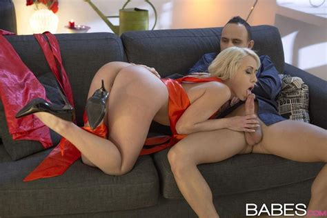 Blonde Babe Christina Shine Tries Anal With A Guy 1 Of 2