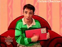 steve sings the letter song blues clues