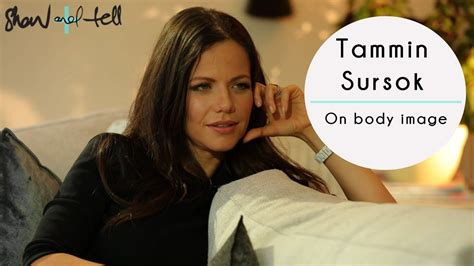 Tammin Sursok: On Her Body Image Issues - YouTube