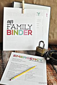 best 25 family emergency binder ideas on pinterest With family documents binder