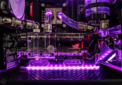 Wallpapers Hd 4k Gaming System by Overclockers Uk Infin8 Nebula Gaming Pc Review Bit Tech Net
