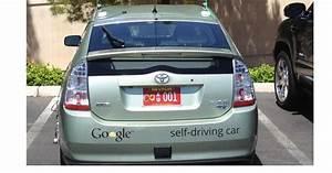Litiere Qui Se Nettoie Toute Seule : une voiture google qui se conduit toute seule ~ Melissatoandfro.com Idées de Décoration