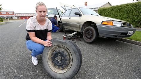 Tyre Slashing Incidents Under Investigation