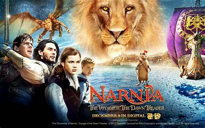Narnia Chronicles Dawn Treader Voyage Wallpapers