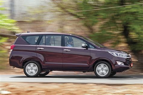 toyota innova crysta road test review specifications