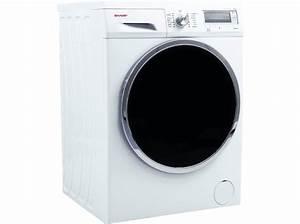 Kleine Waschmaschine Test : sharp es fd8145w5 de waschmaschine im test 2018 ~ Michelbontemps.com Haus und Dekorationen