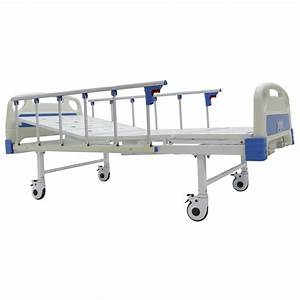 Manual Hospital Foldable Bed  Hb