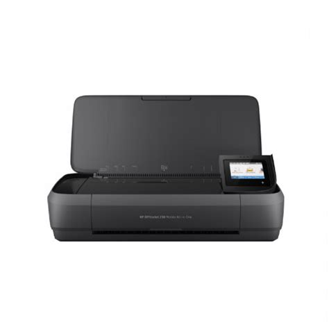 hp officejet  mobile    printer pearlblue tech