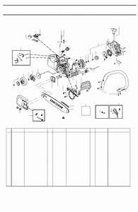 Craftsman 16 38cc Gas Chain Saw