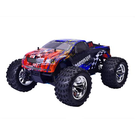 The Best Petrol Rc Car To Buy  Hsp 94188 Gas Powered