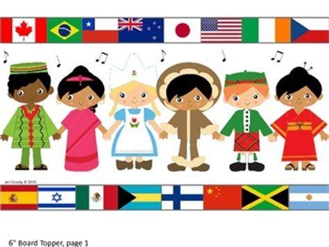 kids countries world widemulti cultural  borders