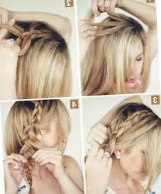 Frisuren Lange Haare Selber Machen Flechten Trends