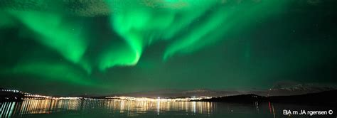 Where Are The Northern Lights Located tromso experience off the map travel