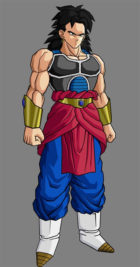 Broly Armor Broly Saiyan Warrior By Theothersmen On Deviantart