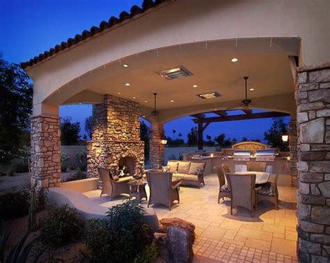 25 best ideas about backyard covered patios on