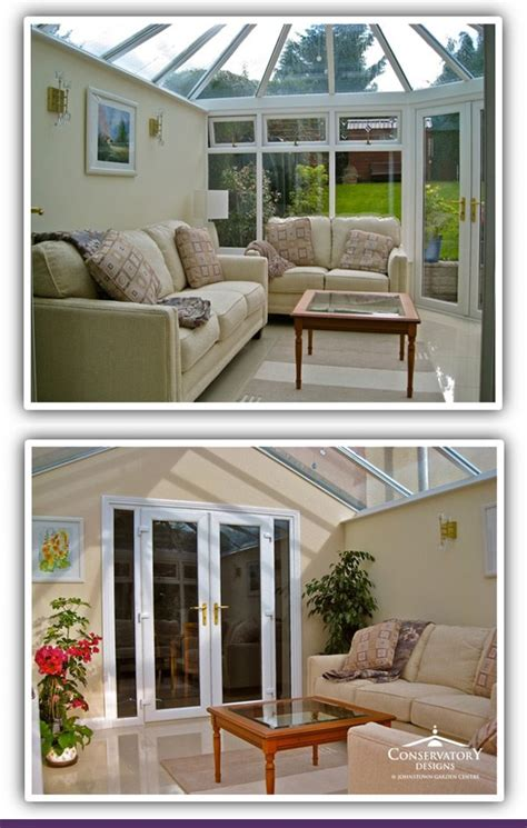 3genius small sunroom designs what is the best conservatory for a semi detached home