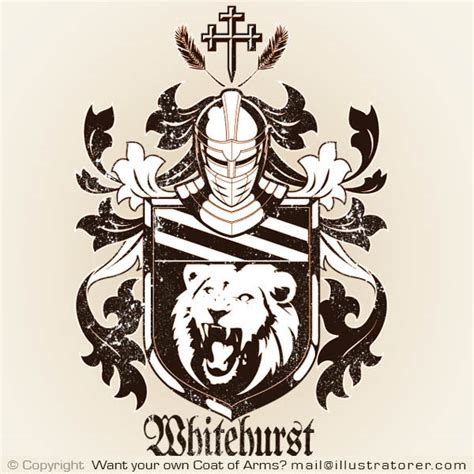 design a family crest coat of arms designer