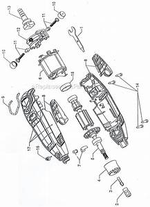 Dremel 3000 Parts List And Diagram   Ereplacementparts Com