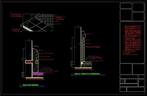 Detail Place Skirting DWG Detail for AutoCAD ? Designs CAD