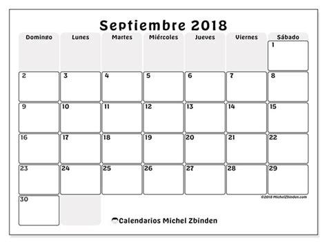calendarios septiembre ds michel zbinden es
