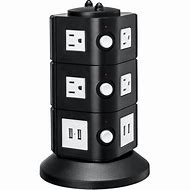 Electrical Power Outlet Tower