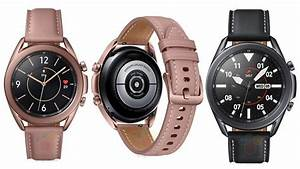 Samsung Galaxy Watch 3 Renders Leaked  Show Off Design And